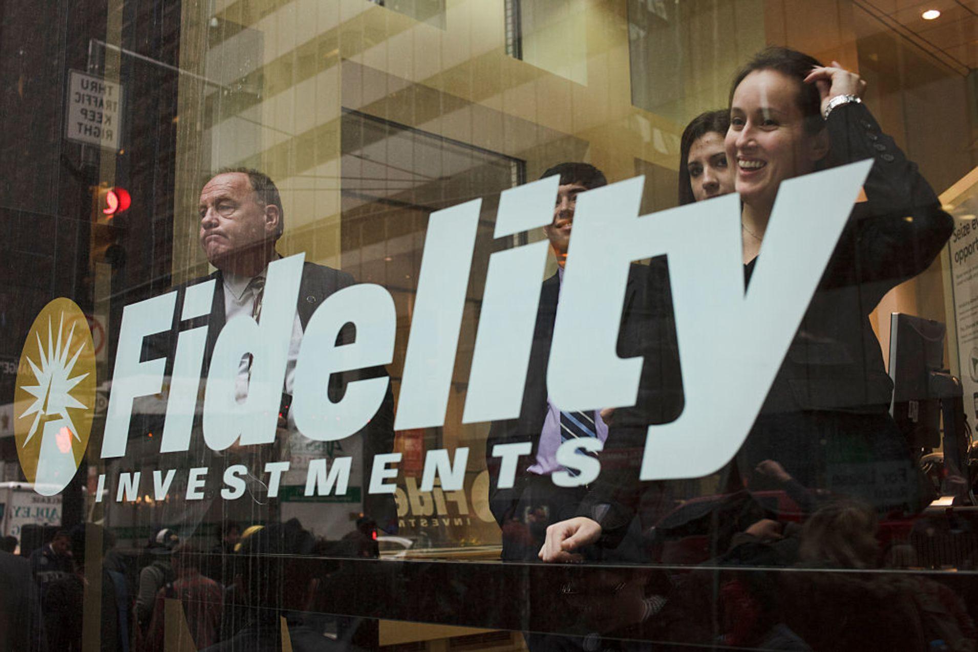 Nyit a bitcoin felé a 2,46 billió dollárt kezelő Fidelity Investments