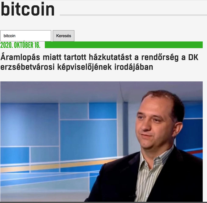 bitcoin anyag